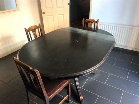 large dining room table  southampton hampshire gumtree