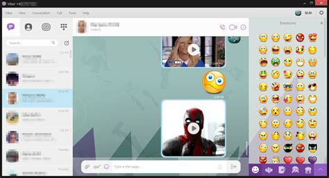 format video viber sending gifs on viber is now supported update 6 1 1 geeklk