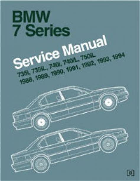 service manuals schematics 1998 bmw 7 series on board diagnostic system bmw 7 series e32 service manual 1988 1994 repair manual