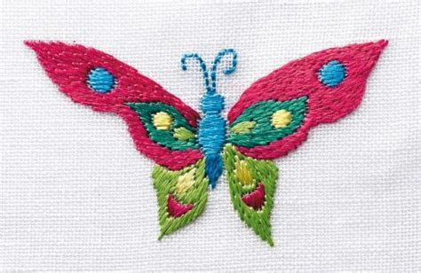 Handmade Embroidery Stitches - embroidery stitches types www pixshark images