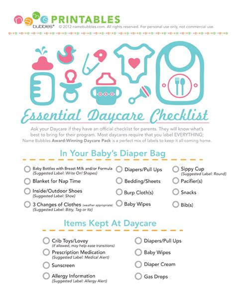 daycare cleaning checklist templates the essential daycare checklist my daily