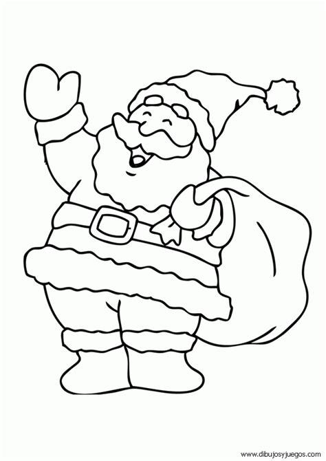 dibujos para colorear de papa noel santa claus viejito dibujos para colorear de papa noel santa claus viejito