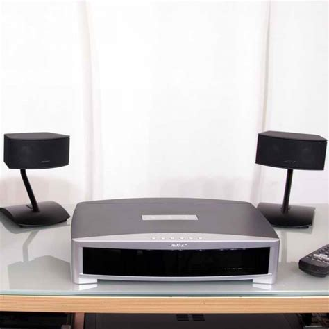 bose 321 bose 3 2 1 gs series ii home theater system