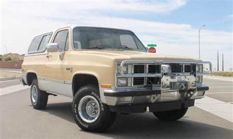 1982 1993 chevrolet gmc truck chevy blazer jimmy olds bravada repair manual ebay 1982 gmc jimmy 74k original miles similar to chevy k5 blazer