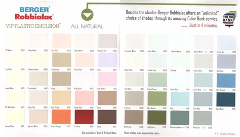 berger paints colour shades berger paints shade card for exterior walls paints shade