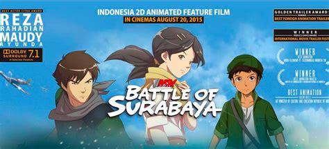 film terbaik luar negeri 2015 film battle of surabaya ditolak di negeri sendiri tapi
