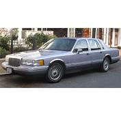1994 LINCOLN TOWN CAR  Image 9