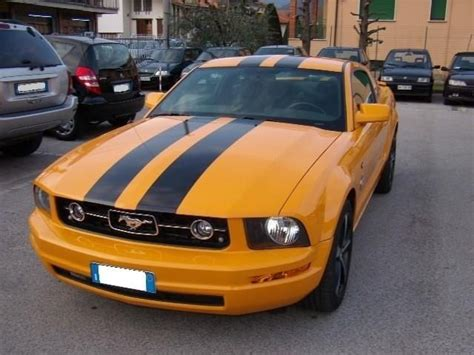 Ford Mustang Autouncle by Sold Ford Mustang Usata 2007 Used Cars For Sale Autouncle