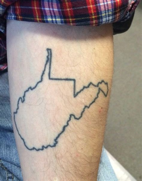 west virginia tattoos designs how to celebrate west virginia s 151st birthday west
