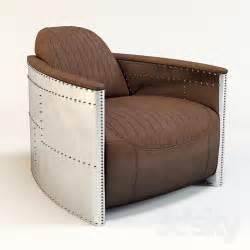 3d models arm chair armchair aviator