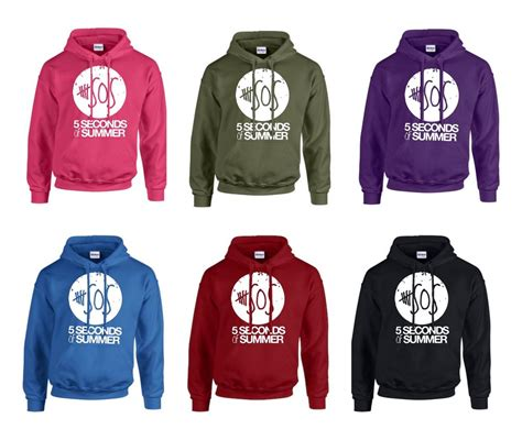 Sweater 5 Sos 5 Seconds Of Summer 5 seconds of summer 5 sos hoodies 5sos hoodie
