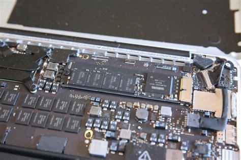 Ssd Untuk Macbook Pro cara upgrade memori ssd di macbook air macbook pro retina
