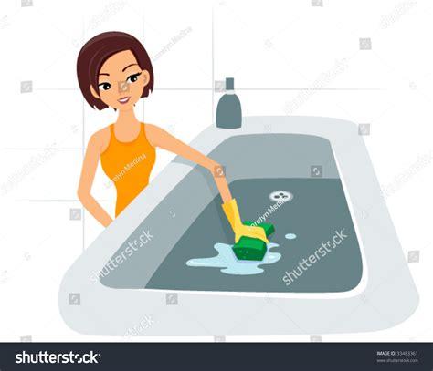 bathtub clipart free cleaning bath tub vector stock vector 33483361 shutterstock