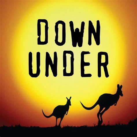 down under down under land down under слушать онлайн на яндекс музыке