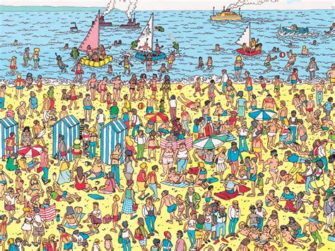 libro wheres spot where s the brains behind wally the independent