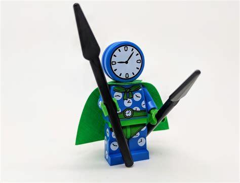Lego Clock King 71020 the lego batman series 2 minifigures review