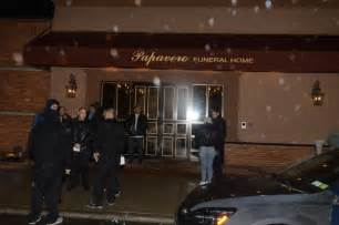 papavero funeral home sad farewell for slain murdered in set up ny