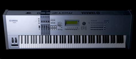Keyboard Yamaha Motif Es8 Used Yamaha Motif Es8 88 Key Production Synthesizer