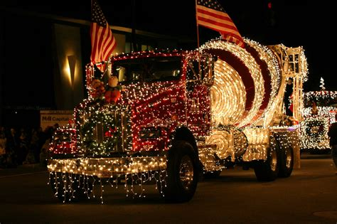 palm springs festival of lights christmas parade 5