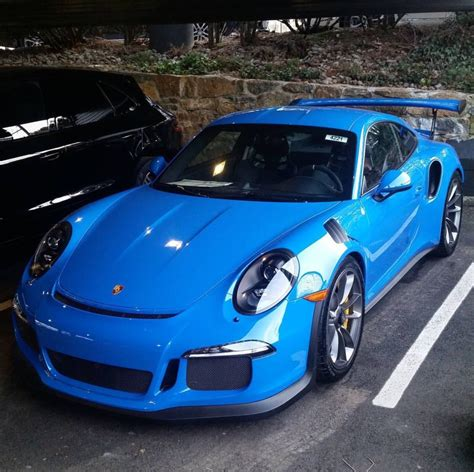 porsche voodoo blue porsche 991 gt3 rs painted in paint to sle voodoo blue