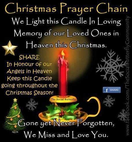christmas prayer chain pictures   images  facebook tumblr pinterest  twitter