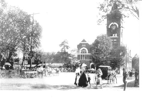 Cobb County Court Search Cobb County Courthouse Marietta Square C1910 Historic