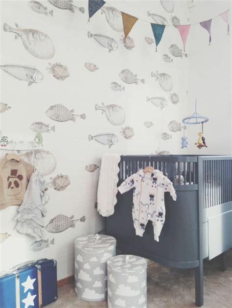Kinderzimmer Gestalten Fische by Tapeten Kinderzimmer Passende Farben Und Motive Ausw 228 Hlen