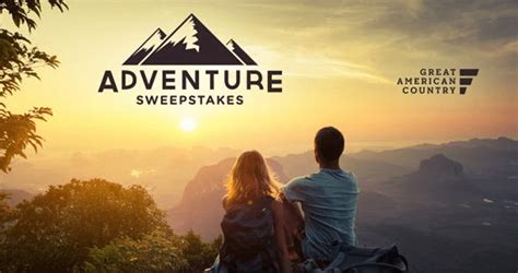 Gac Sweepstakes - great american country adventure sweepstakes 2017 dates prizes more