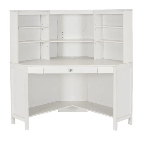 White Corner Computer Desk With Hutch Computer Desks Small Corner Computer Desk Deals Staples Footprints Ideas Pinterest Small