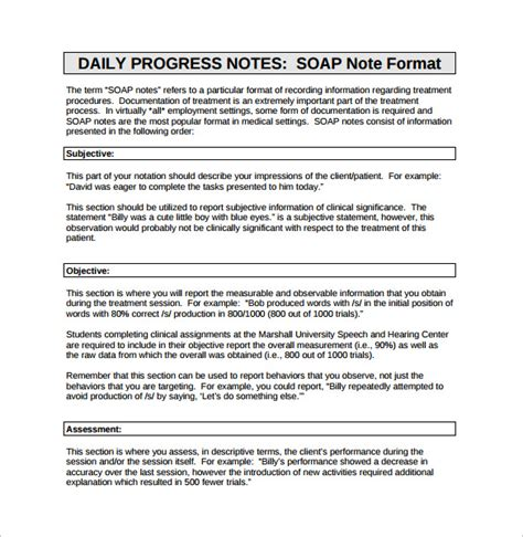 soap note template counseling soap note exle seotoolnet