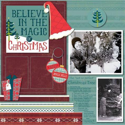 the magical christmas creative 1000 images about creative memories on circle pattern creative memories and circles
