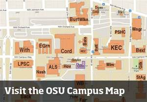osu map oregon directions and contact information college of
