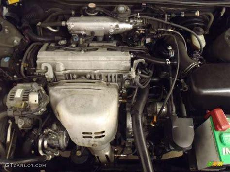 Toyota Camry 2 2 L Engine 1999 Toyota Camry Le 2 2 Liter Dohc 16 Valve 4 Cylinder