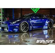 Liberty Walk Nissan GT R  Fast Car