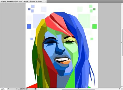 cara membuat garis di photoshop cs 4 yulie sunarya tutorial cara buat foto wpap dengan