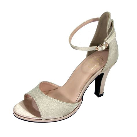 floral maxine women wide width high heel dorsay ankle