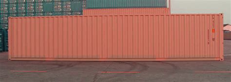 container 40 piedi misure interne guida ai container per i carichi merci transporteca