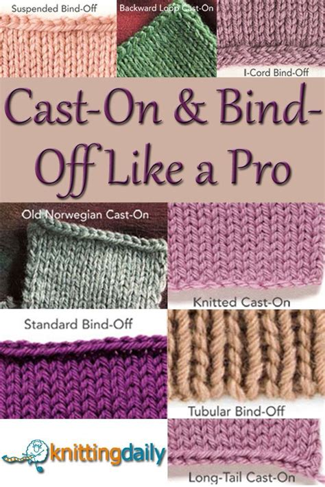 how to cast of in knitting 17 best ideas about knitting and crocheting on