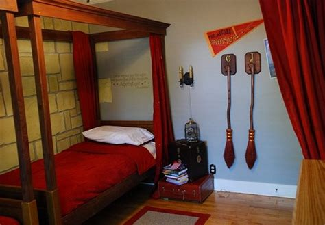 Harry Potter Bedroom Decor by Decorating Theme Bedrooms Maries Manor Hogwarts Castle