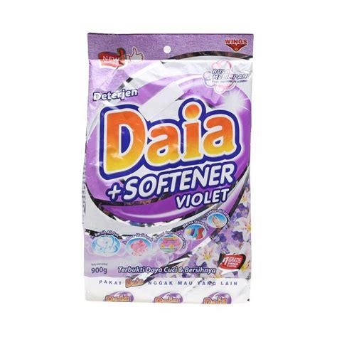 Daia Detergent 900 Gram daia bunga deterjen 900g daftar update harga terbaru dan