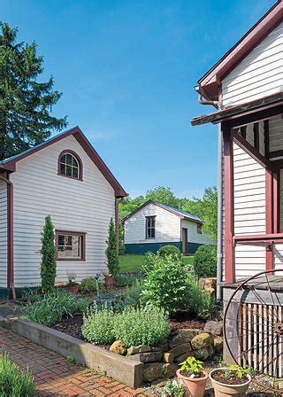 lexington virginia farmhouse  restored  period
