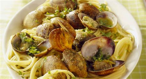 cucina mediterranea ricette spaghetti alle vongole cucina
