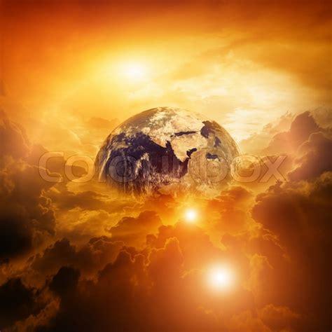 dramatic background armageddon dramatic background planet earth
