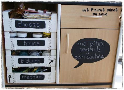 Diy Cagette Bois by Diy Rangement Fut Pour Bureau Ou Atelier Cagette