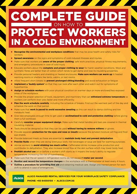 how to a protection workplace safety posters downloadable and printable alsco