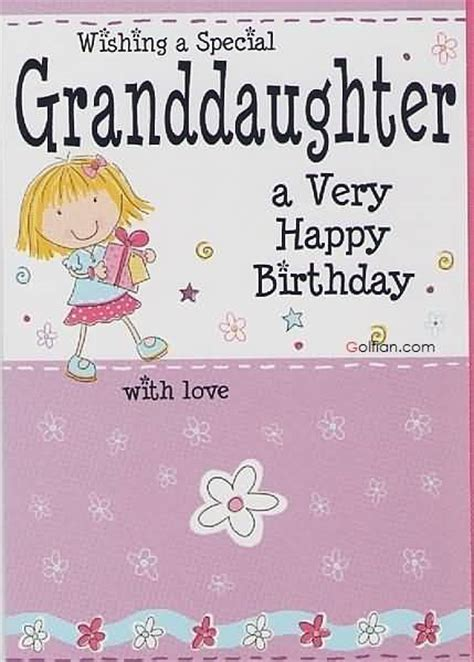 Granddaughter Birthday Quotes 55 Beautiful Birthday Wishes For Goddaughter Best