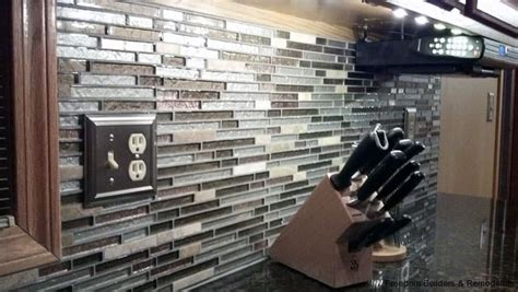 How To Install A Mosaic Tile Backsplash In The Kitchen Image Gallery Mosaic Tile Backsplash