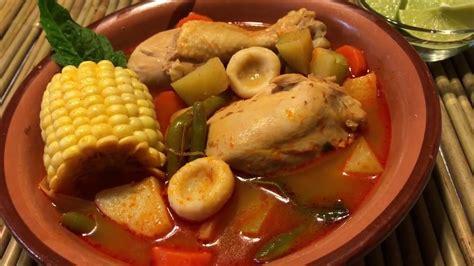 pollo en olla receta peruana mole de olla con pollo deliciosa receta youtube