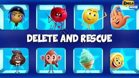 emoji movie soundtrack delete and rescue the emoji movie soundtrack youtube