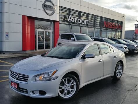 nissan maxima sunroof 2014 nissan maxima 3 5 sv leather sunroof alloys
